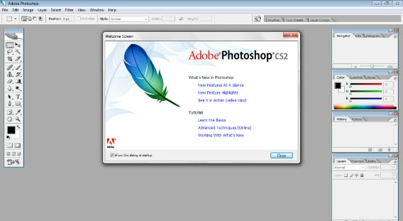 adobe photoshop cs2 which is an old version for adobe photoshop is one ...