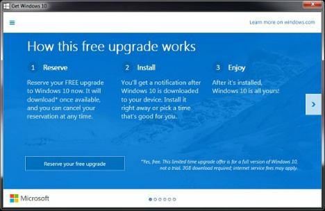 How To Quickly Check Your PC and App CompatibilitBefore Reserve Windows 10 Copy