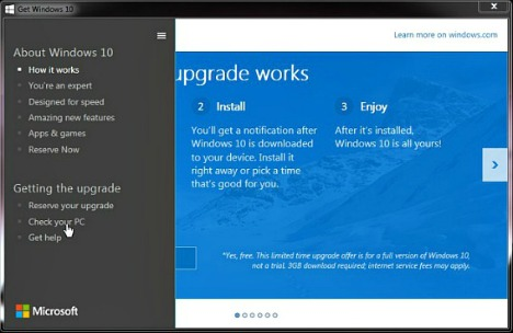 How To Quickly Check Your PC and App Compatibility With Windows 10 Upgrade