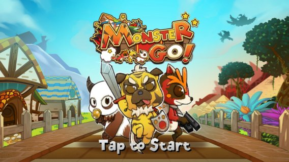 Monster GO! For Windows Phone Updated To Kill Bugs  how to kill bugs
