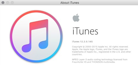 iTunes 12.2 Direct Download Link Released for Mac and Windows PCs