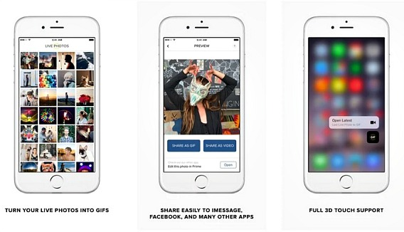How to Convert Live Photos into Animated GIFs With New Live GIF App