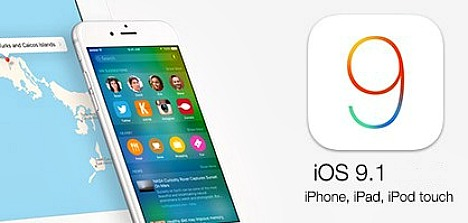 iOS 9.1 Genuine Direct Download Links For iPhone, iPad, iPod touch [IPSW] & How To Install It Yourself