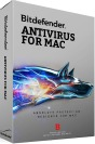 Bitdefender Antivirus for Mac Get Genuine 6 Months Free Protection For Mac box
