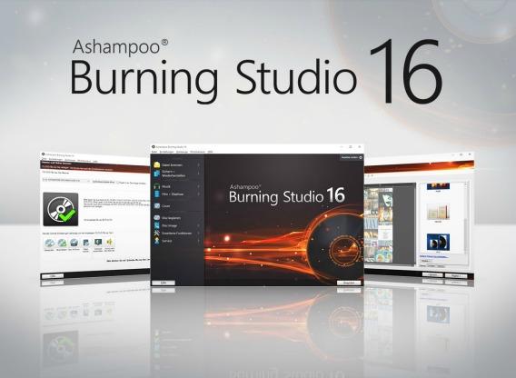 Ashampoo Burning Studio 2016 Free Full Version Genuine License Key and Download