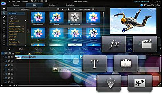 Cyberlink powerdirector 13 free download with genuine for Powerdirector slideshow templates download