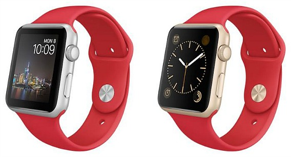 Apple Releases Limited Edition Apple Watch Sport Models for Chinese New Year 2016