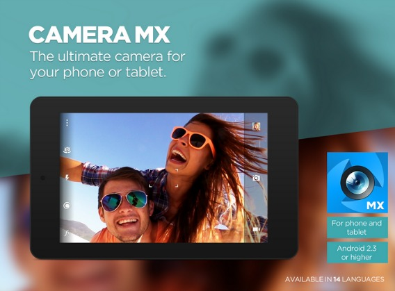 Camera MX Bring Latest Attractive iOS Live Shot feature To Android Devices
