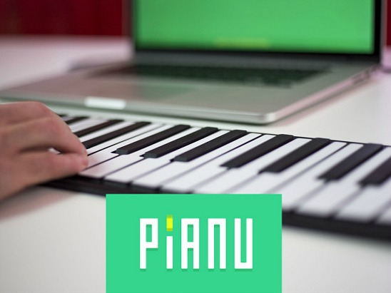 PIANU Teaches you Play and Learn Piano through Web Browser On Any Device