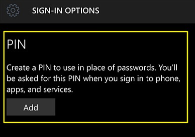 How To Enable Or Turn On Windows 10 Mobile Device Encryption (Complete Guide) pin password