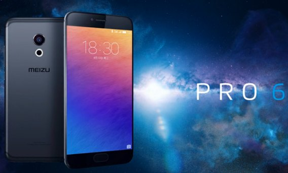 Meizu Pro 6 World's First 10-Core Smartphone With 3D Touch Support Helio X25 deca-core tri-cluster processor