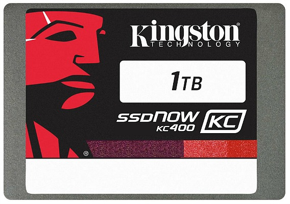 Kingston SSDNow KC400 Business-Class Solid-State Drive (SSD)