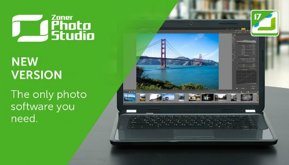 Zoner Photo Studio 17 PRO Free Download With Genuine License Serial Key