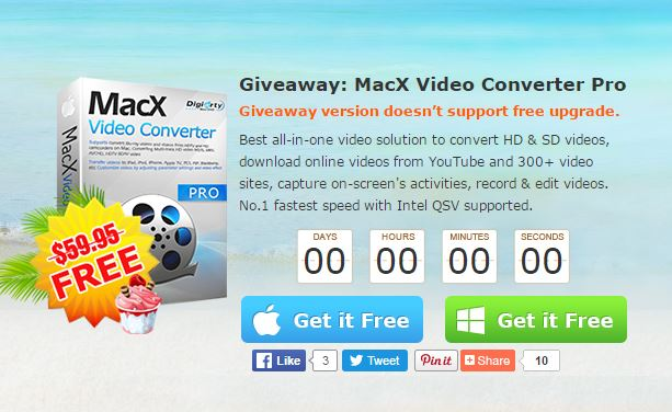 MacX HD Video Converter Pro Free Download With Genuine License Serial Key