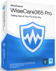 WiseCleaner Wise Care 365 Pro Free Download With 6-months Genuine License Serial Key Code box