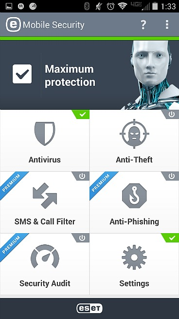 ESET Mobile Security Free Download with 6-month Genuine