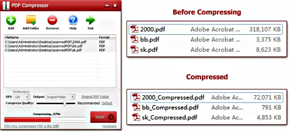 PDF Compressor Pro Free Download With Genuine License Key