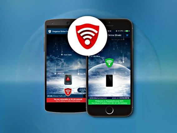 Steganos Online Shield VPN Free Download With Genuine License Serial Key Code
