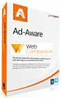Ad-Aware Web Companion Pro Free Download With Genuine License Serial Key Box