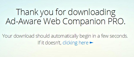 Ad-Aware Web Companion Pro Free Download With Genuine License Serial Key Share