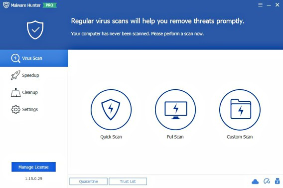 Malware Hunter Pro Glarysoft Free Download With Genuine License Serial Key