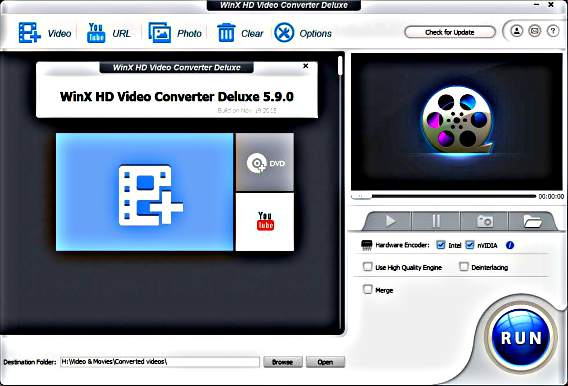 WinX HD Video Converter Deluxe Free Download With Genuine License Key – Easy Way To Convert Video Files Without Losing Quality