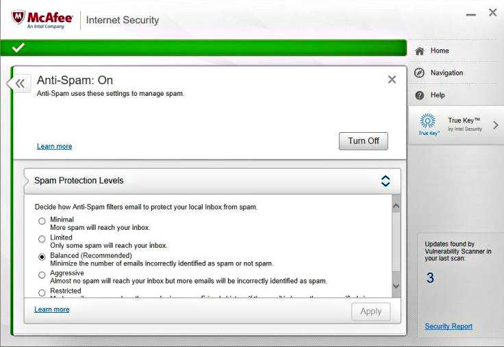 McAfee Internet Security Free 6 months Download With Genuine License Serial Key