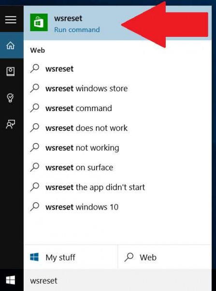 How To Solve Stuck Freeze Download Apps in the Windows Store or Xbox wsreset