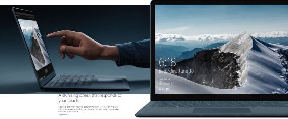 Surface Laptop 13.5-inch Display Features And Specifications – Preorder Available Start $999