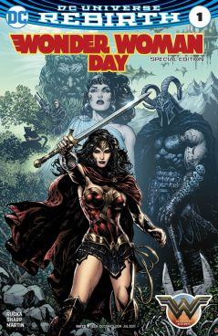 Wonder Woman Free Two Special Edition Comics