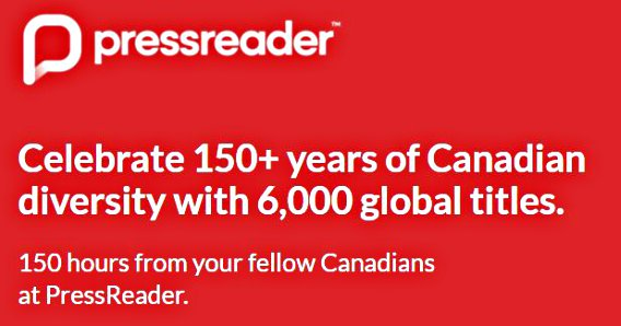 PressReader Digital Newsstand Free 6,000 Global Titles