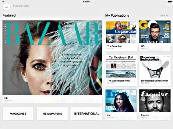 PressReader Digital Newsstand Free Download 6,000 Global Titles