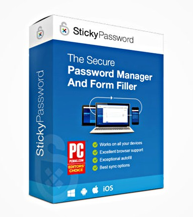 Sticky Password Premium 8 Free Download With Genuine License Serial Key