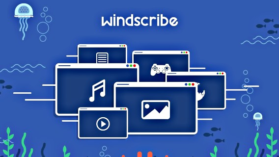 Windscribe VPN Service Free 60GB Monthly For 1-Year