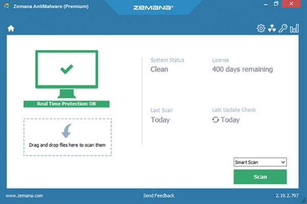 Zemana AntiMalware Premium Free Download With Genuine License Serial Key Code
