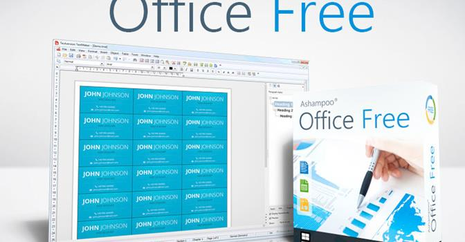 Ashampoo Office Free Download With Genuine License Serial Key - Tip