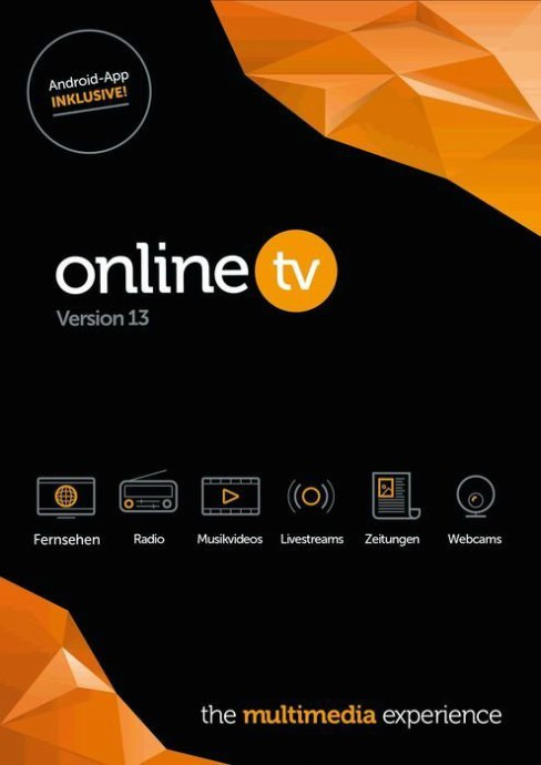 onlineTV 13 Free Download With Genuine License Key - Full Version