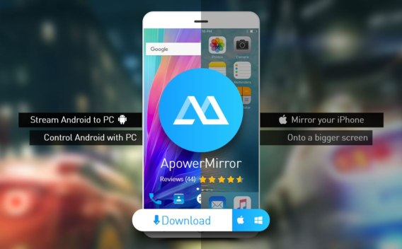 Apowersoft ApowerMirror Free Download With Genuine License
